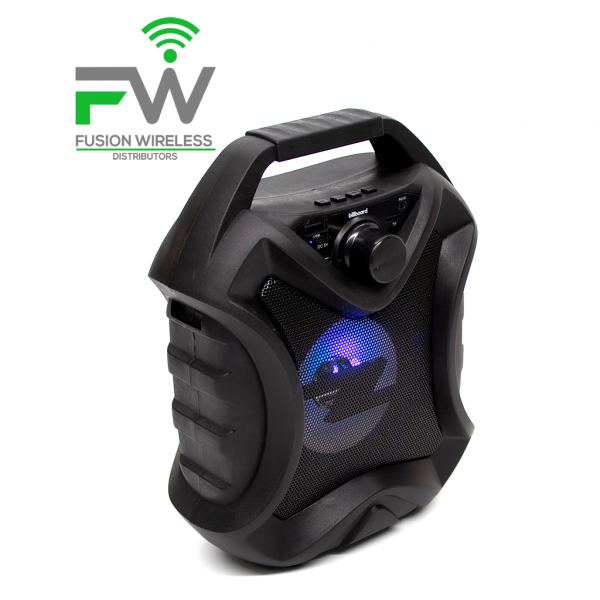 The Mini Party Starter is ideal for those who are looking for nice sound in a compact speaker.