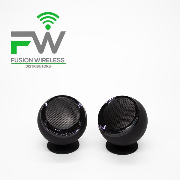 Eclipse Twin Speakers 2