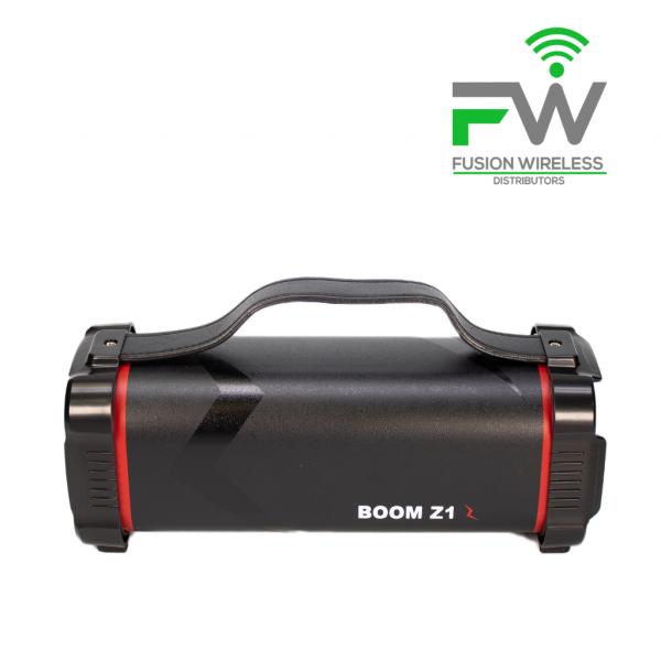 ZIZO SPK-BMZ1-BLK Boom Z1 Portable Black