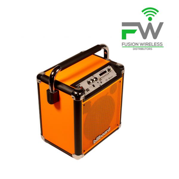 Billboard T1-ORG Thunder Powered Speaker Orange