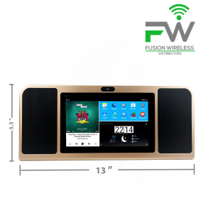 """A770- 7"""" Tablet with Bluetooth Speakers"""